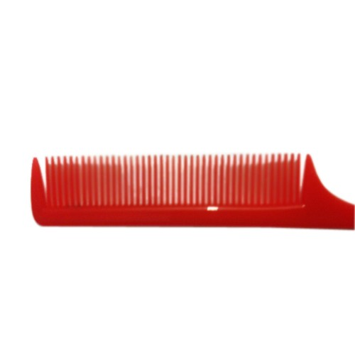 Tail Comb-Red-21cm