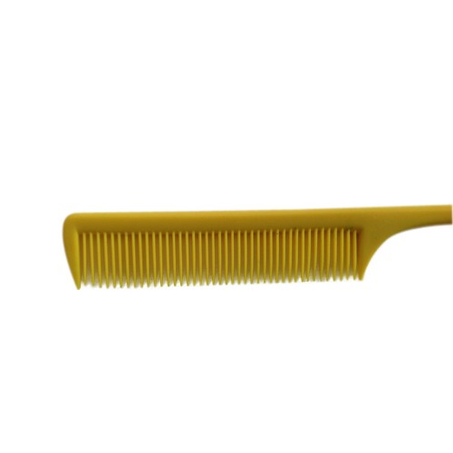 Tail Comb-Yellow-21cm