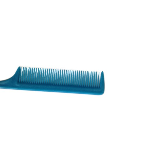 Tail Comb-Light Blue-21cm