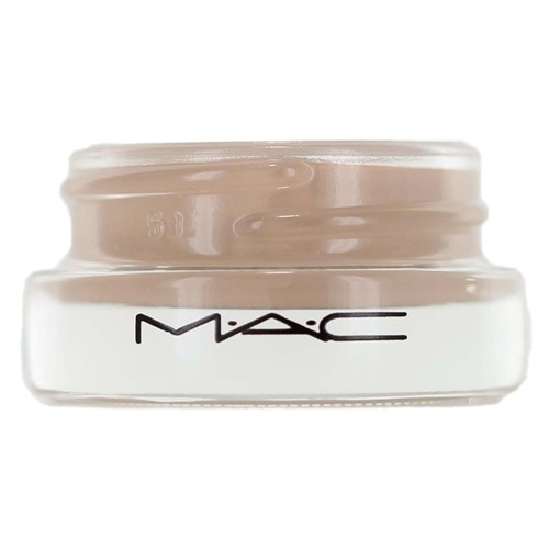 MAC Pro Longwear paint pot  - camel coat