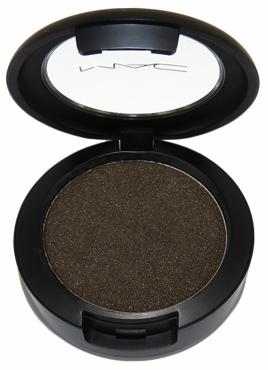 MAC Pro longwear eyeshadow - Legendary Black