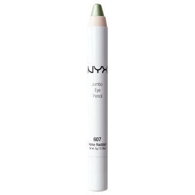 NYX - Jumbo Eye Shadow Pencil - Horse Raddish