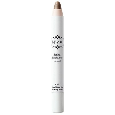 NYX - Jumbo Eye Shadow Pencil - Iced Mocha