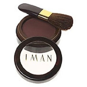 Iman Luxury Blushing Powder -Bark