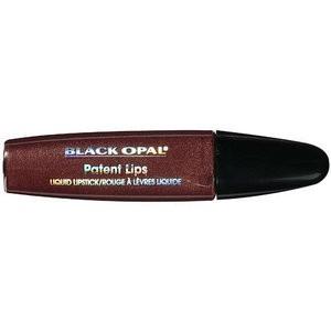 Black Opal Patent Lips (liquid Lipstick) - Uptown Brown