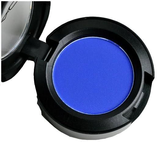Eye Shadow - Atlantic Blue MAC 0.05 oz Eye Shadow