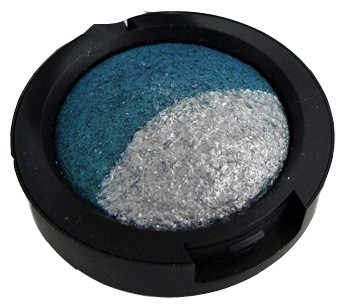 Mac mineralize eyeshadow duo - Blue Sorcery