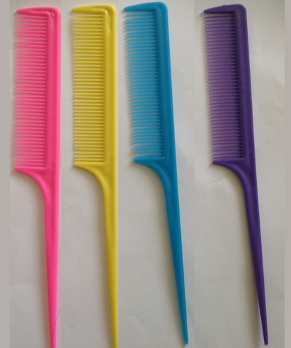 Tail Comb-Maroon-21cm