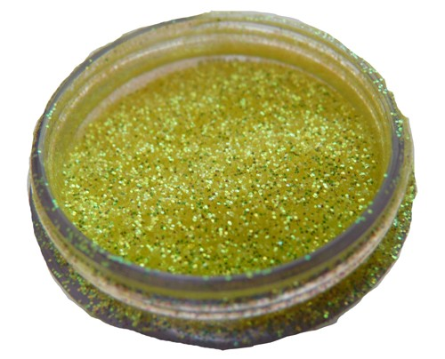 Mac Glitter - Crystalled Yellow