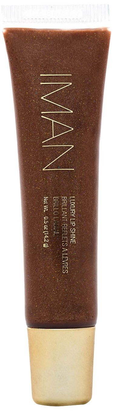 Iman Luxury Lip Shimmer  Exotique (