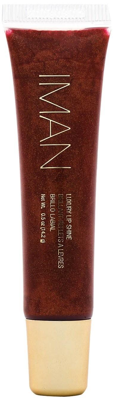 Iman Luxury Lip Shimmer Jazzy