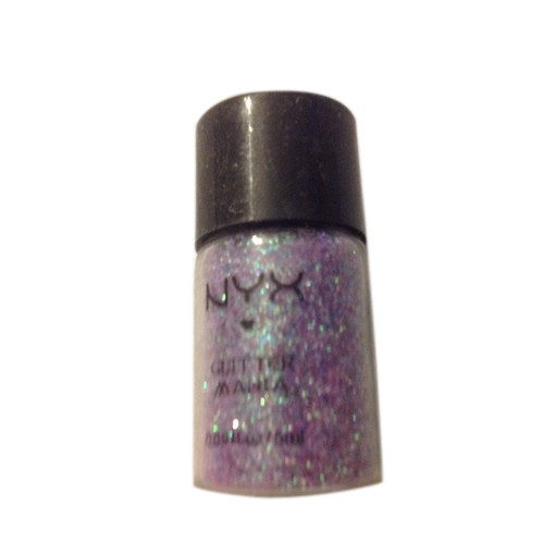 NYX - Glitter Mania Diamantin - Purple