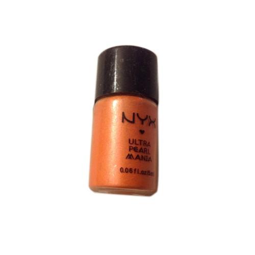 NYX - Eyeshadow Loose Ultra Mania Pearl - Orange Zest