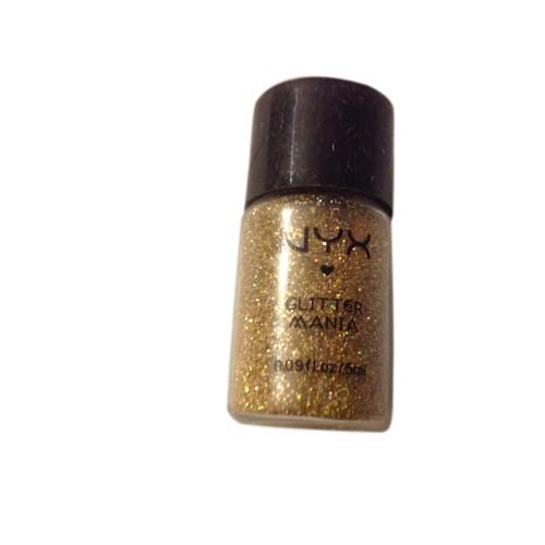 NYX - Glitter Mania Diamantin - Hot Gold
