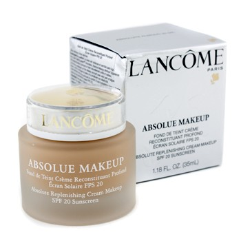 LANCOME FOUNDATIONS ABSOLUE FOUNDATIONS - ALMOND 20 W