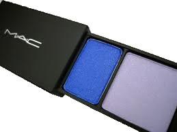 MAC EYE SHADOW SUITES -blue zone