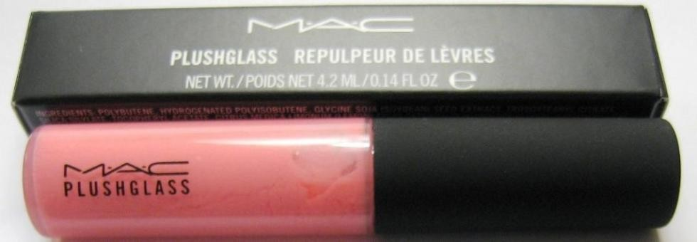 MAC Plushglass - Angel Cream
