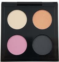 MAC Eye Shadow Quad - Angel Flame