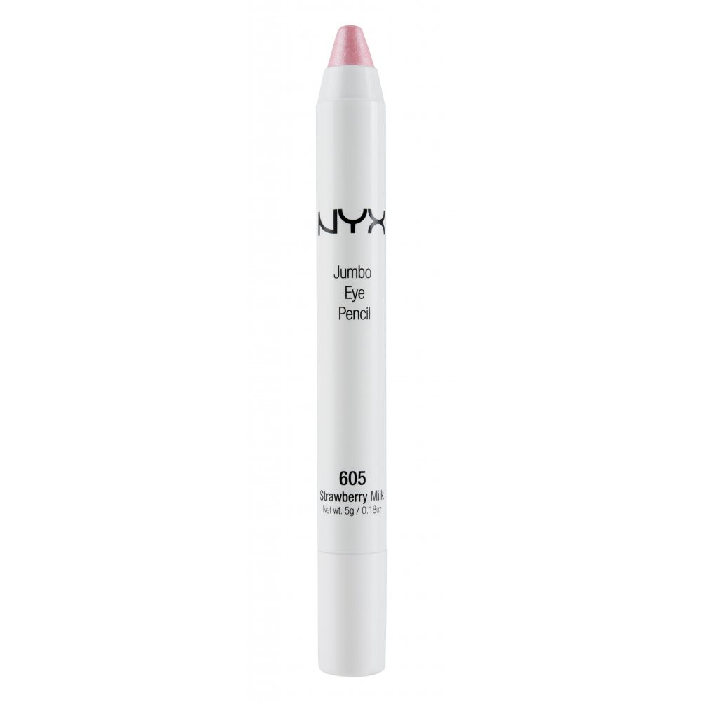 NYX - Jumbo Eye Shadow Pencil - Strawberry Milk