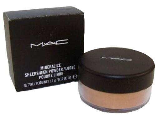 MAC Miniralize Sheersheen Powder/loose - Sheer Bronze