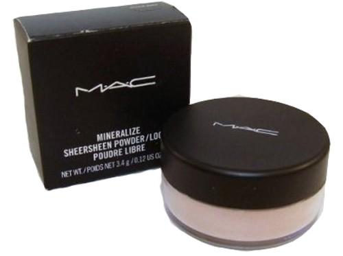 MAC Miniralize Sheersheen Powder/loose - Silver Aura