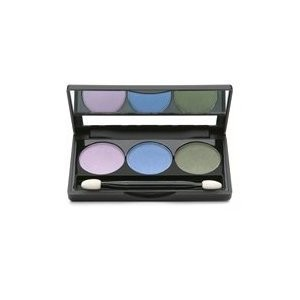 NYX Eyeshadow Trios  Frosted Lilac/Pacific/Kiwi