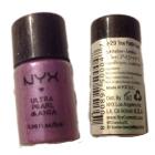 NYX - Eyeshadow Loose Ultra Mania Pearl - True Purple