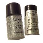 NYX - Glitter Mania Diamantin - Silver
