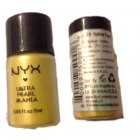NYX - Eyeshadow Loose Ultra Mania Pearl - Yellow