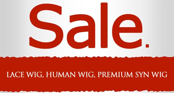 Sale on hair Products